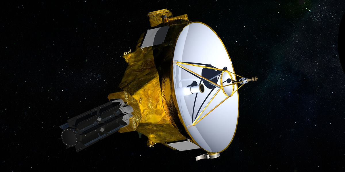 Success! NASA's New Horizons spacecraft 'phones home' from 4 billion miles away