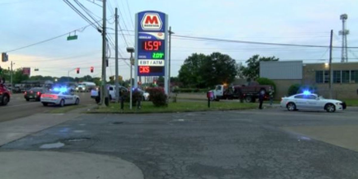 Marshall County chase ends in Memphis; 2 suspects detained