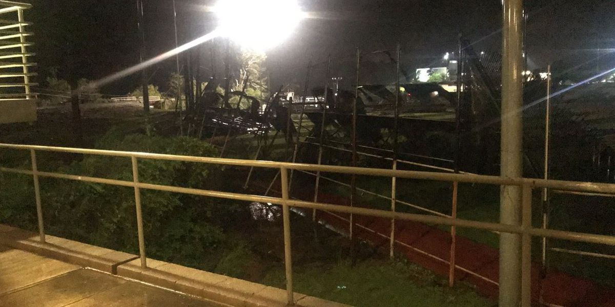 Mother, son killed during tornado in Ruston