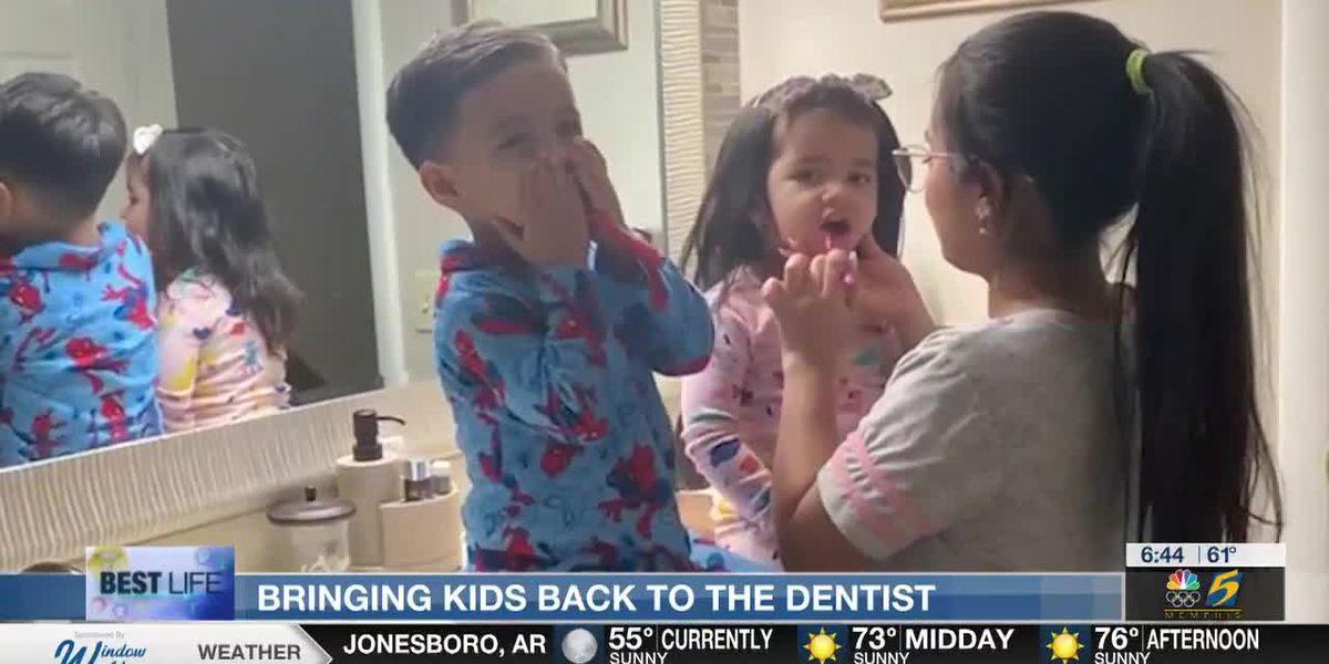 Best Life: Bringing kids back to the dentist