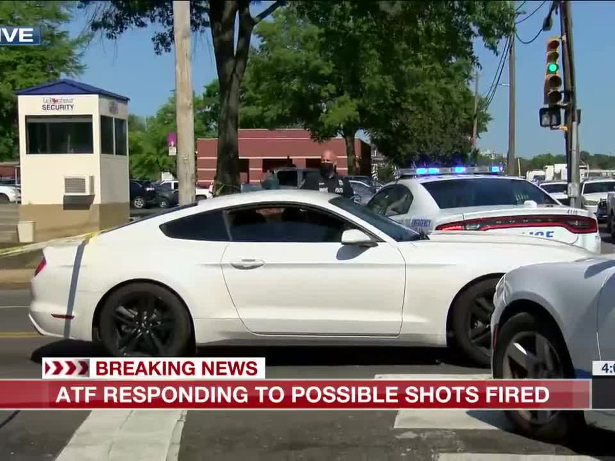 MPD: 2 law enforcement officers shot near Medical District