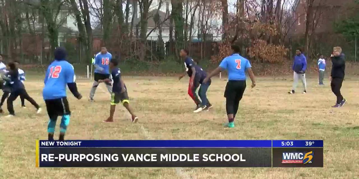 Re-purposing Vance Middle School