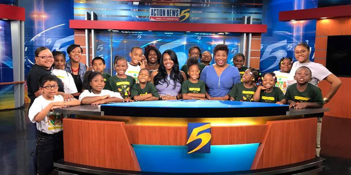Orange Mound students learn about importance of reading