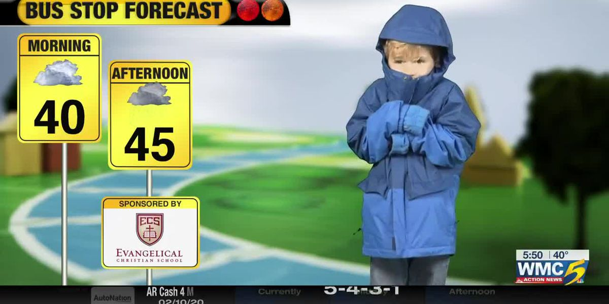 Feb. 11 - Bus Stop Forecast