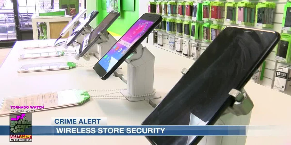 Several armed robberies at local wireless stores leave employees uneasy