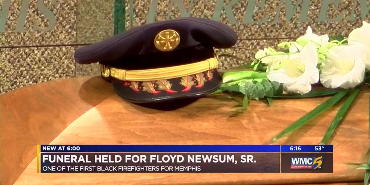 Funeral held for Floyd Newsum, Sr.