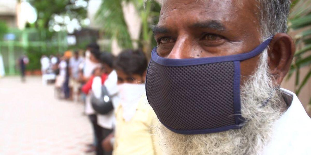 India's confirmed coronavirus tally reaches 6 million cases
