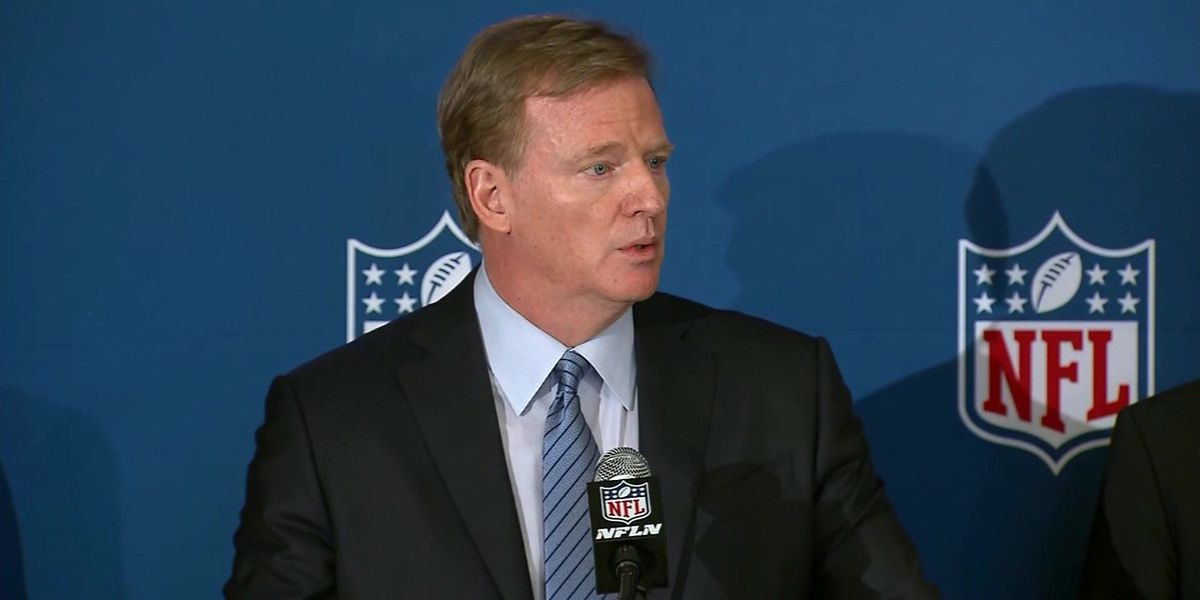 NFL to require players on field to stand, be 'respectful' of national anthem