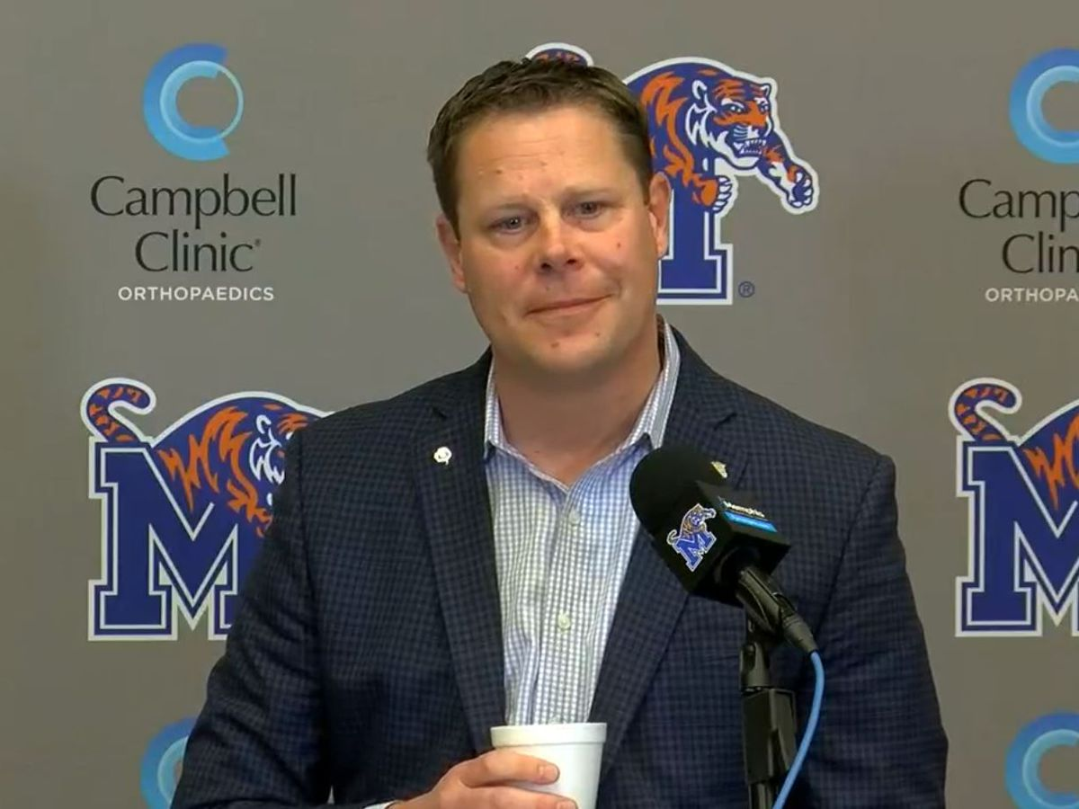WATCH: UofM discusses Mike Norvell's departure, next steps for Tigers football