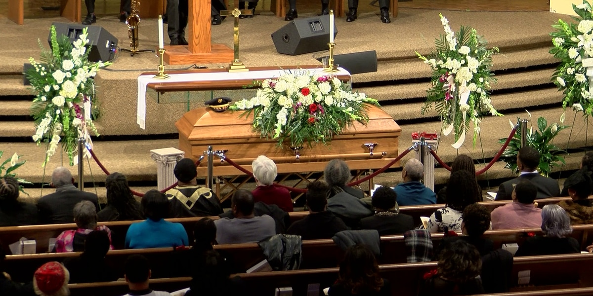 Last surviving member of Memphis' First Original 12 African-American Firefighters laid to rest