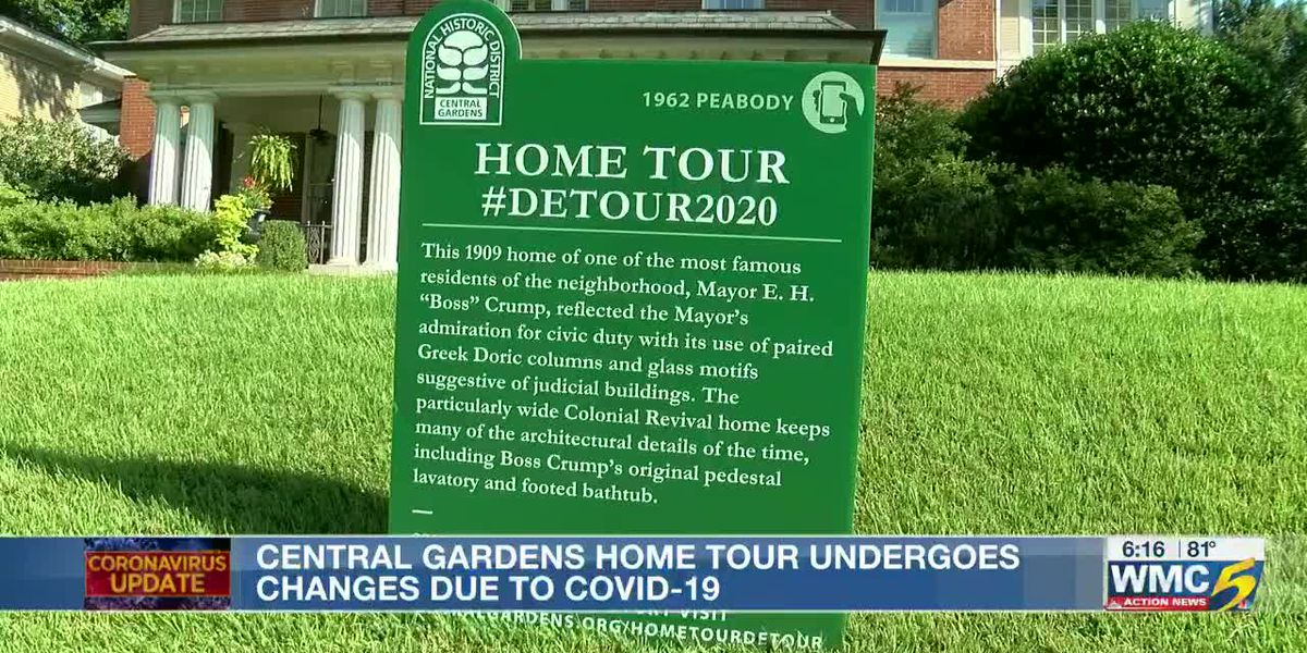 Central Gardens Home Tour converts to 'Home Detour' due to COVID-19