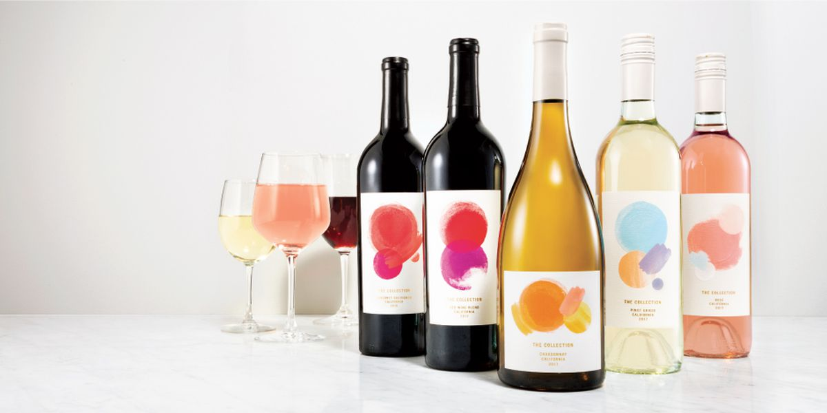 Target unveiling $10 wine collection Sunday