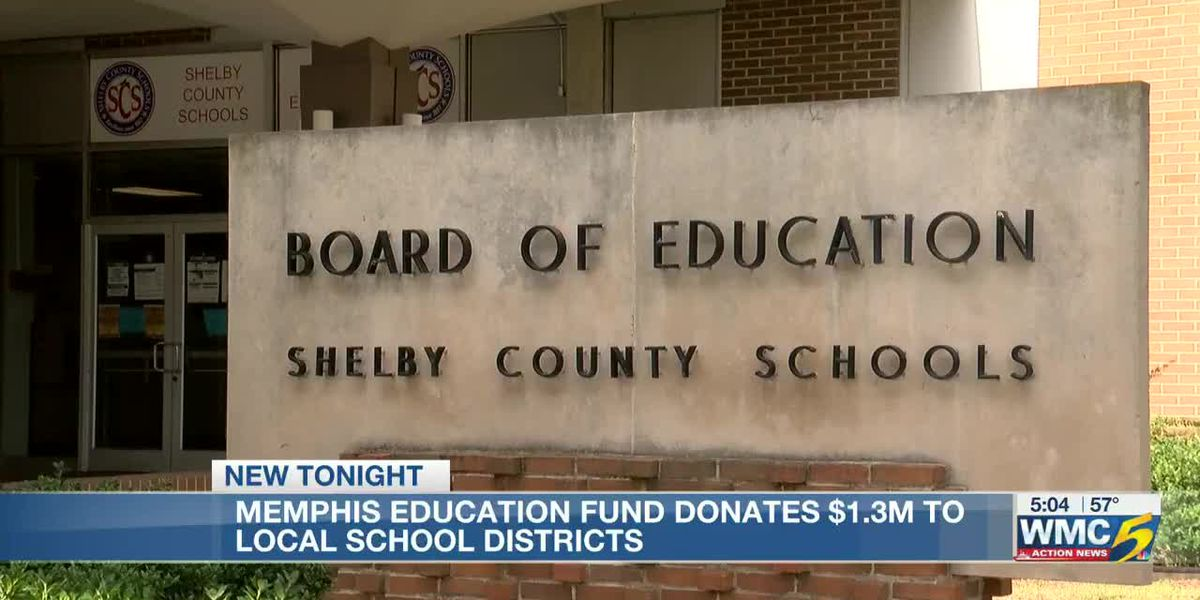 Memphis Education Fund has helped SCS families during pandemic