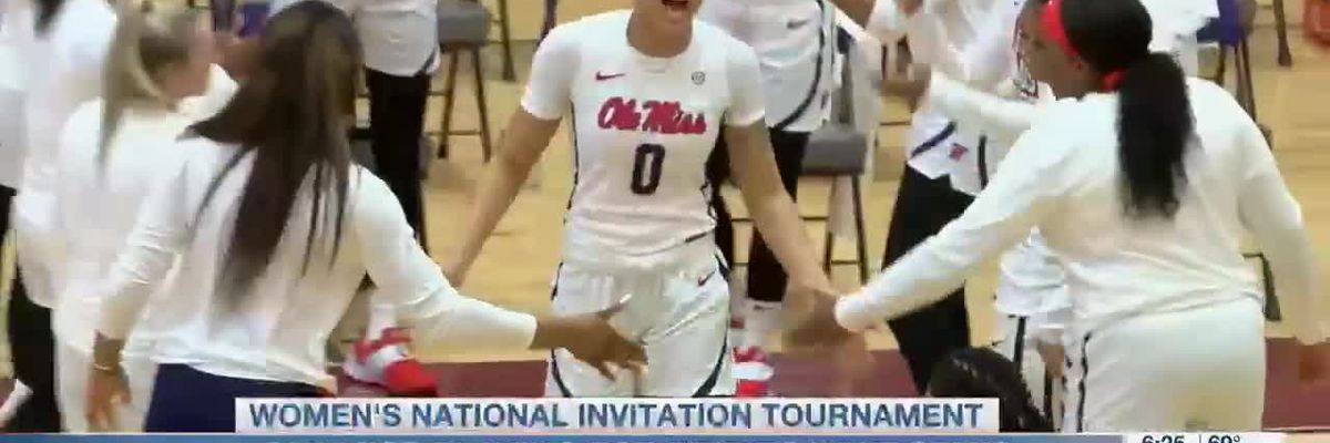 Ole Miss playing for trip to WNIT semis without head coach sick with COVID-19