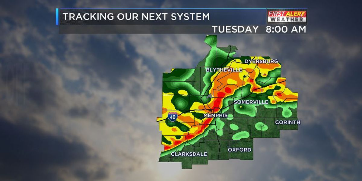 SEVERE WEATHER ALERT DAY: What you need to know about possible strong storms Tuesday