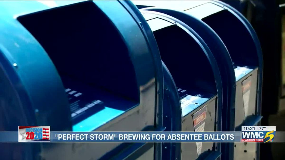 Tennesseans can vote absentee, but USPS delays won't guarantee ballots make it by deadline