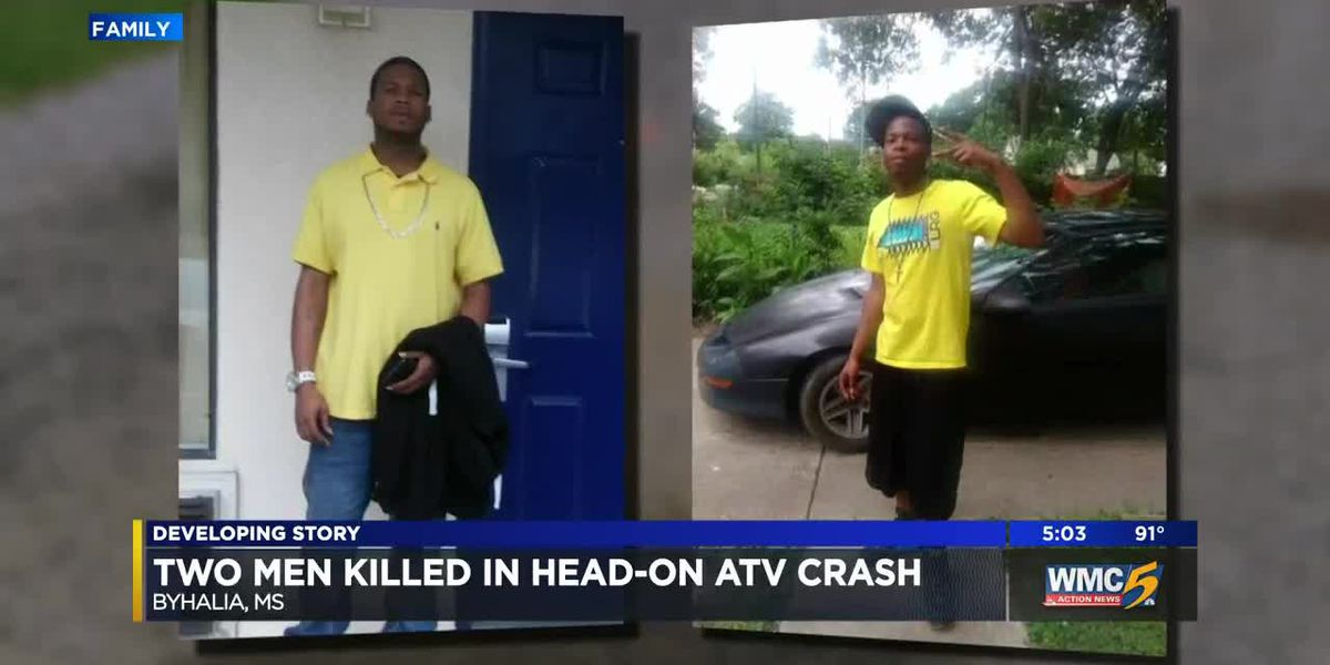 Families mourn loss of 2 men killed in July 4 ATV crash