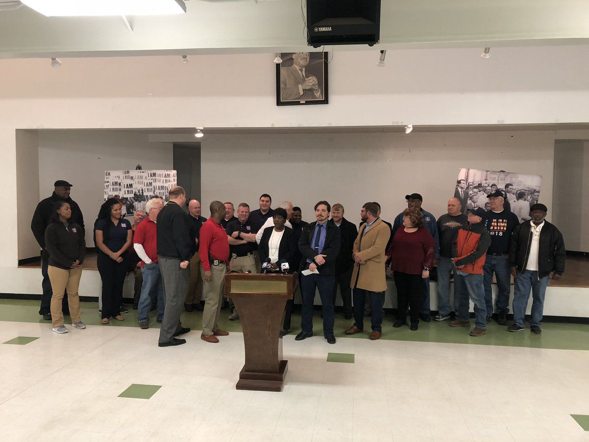 Unions call for raises for all City of Memphis employees