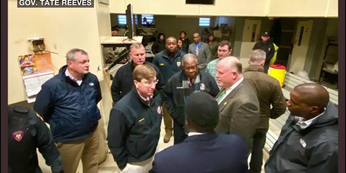 Gov. Reeves shares photos from Parchman