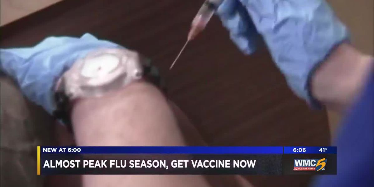 Doctors encourage getting vaccinated as peak flu season approaches