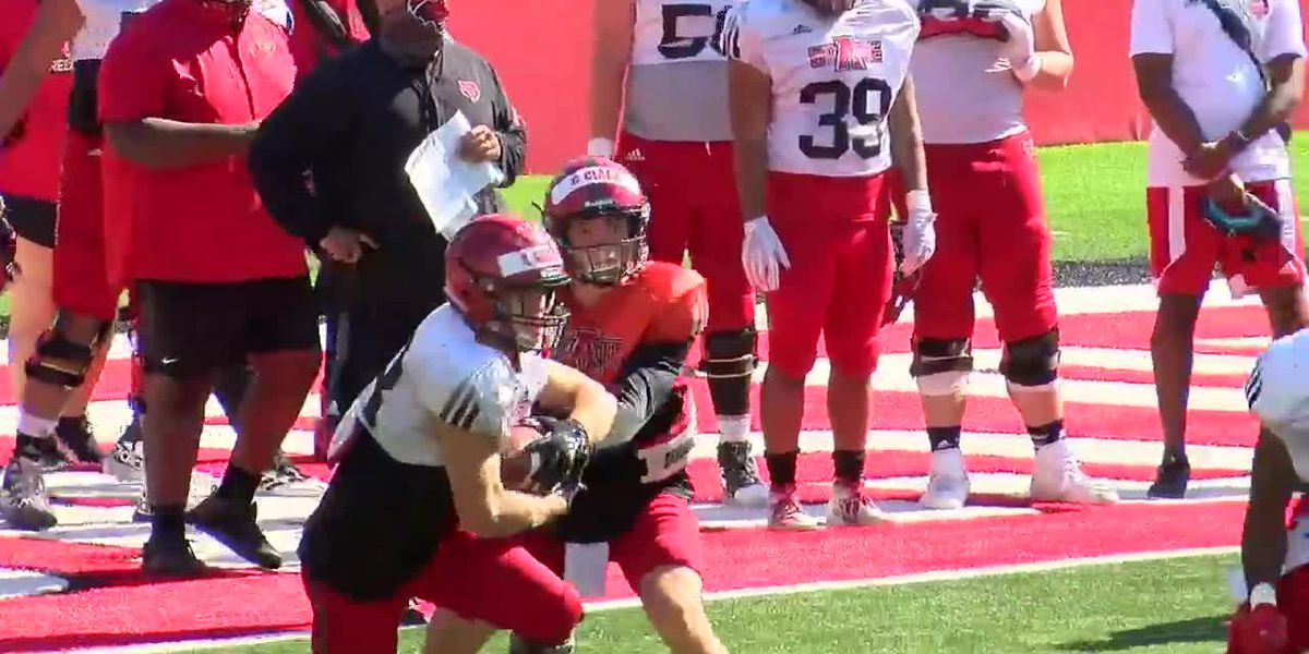 Arkansas State will hit Tigers with 2 QB attack