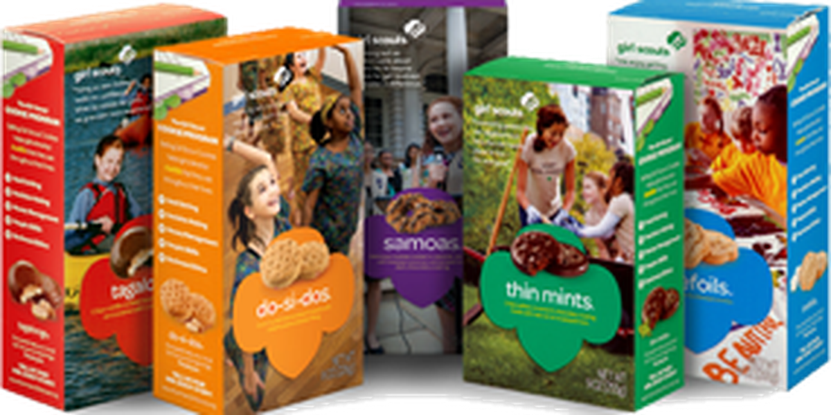 Girl Scouts need your help to send cookies to the troops