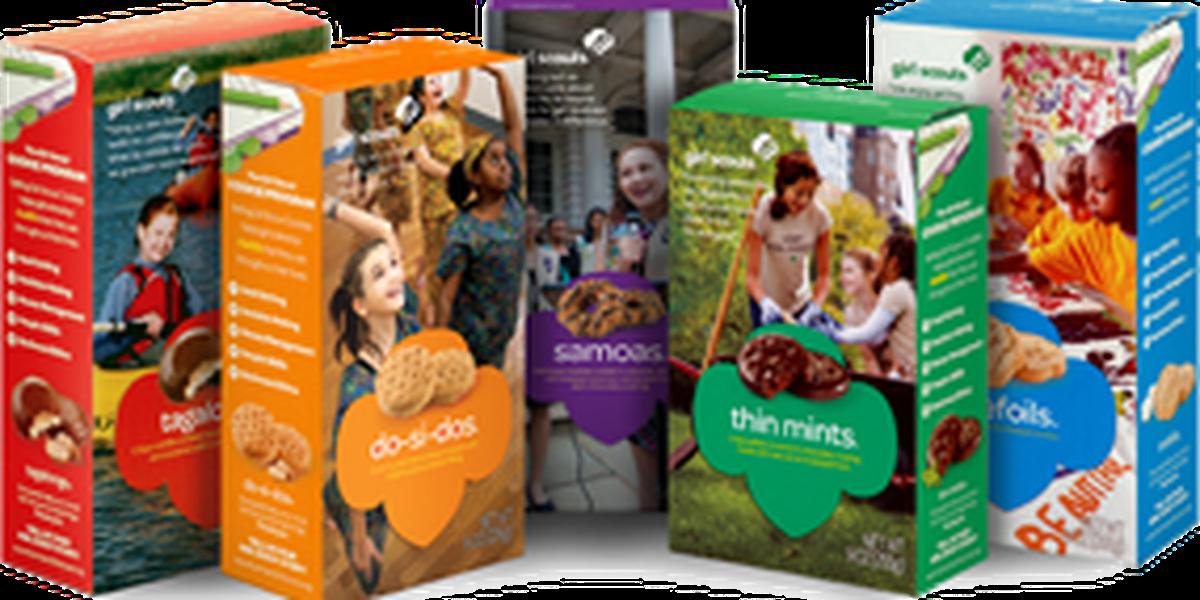 Cookies on Tap: where Girl Scout cookies meet beer