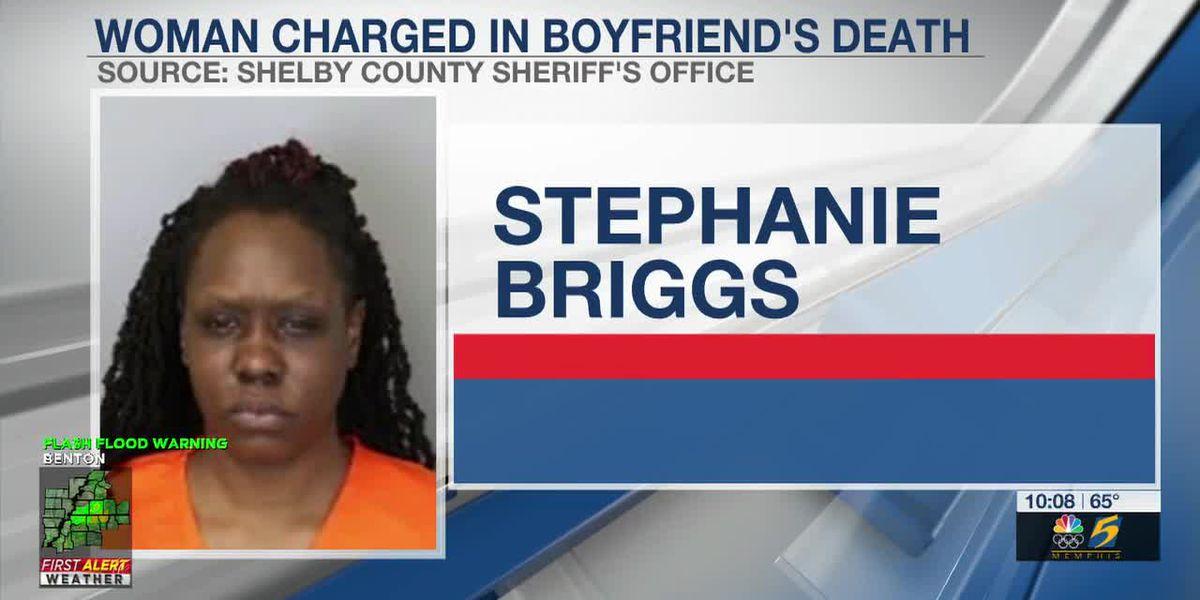 Police: Memphis woman admits to fatally shooting boyfriend