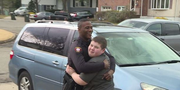 Officer helps boy with autism who called 911 over missing teddy bear