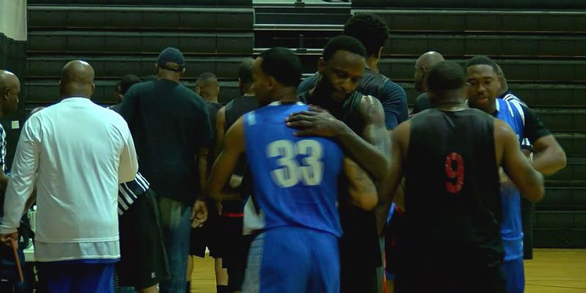 Basketball tournament carries on in memory of slain New Orleans firefighter