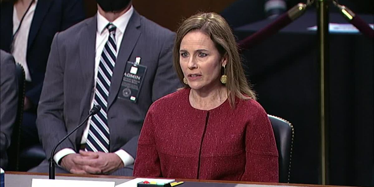 UofM law professor weighs in on Amy Coney Barrett confirmation hearings