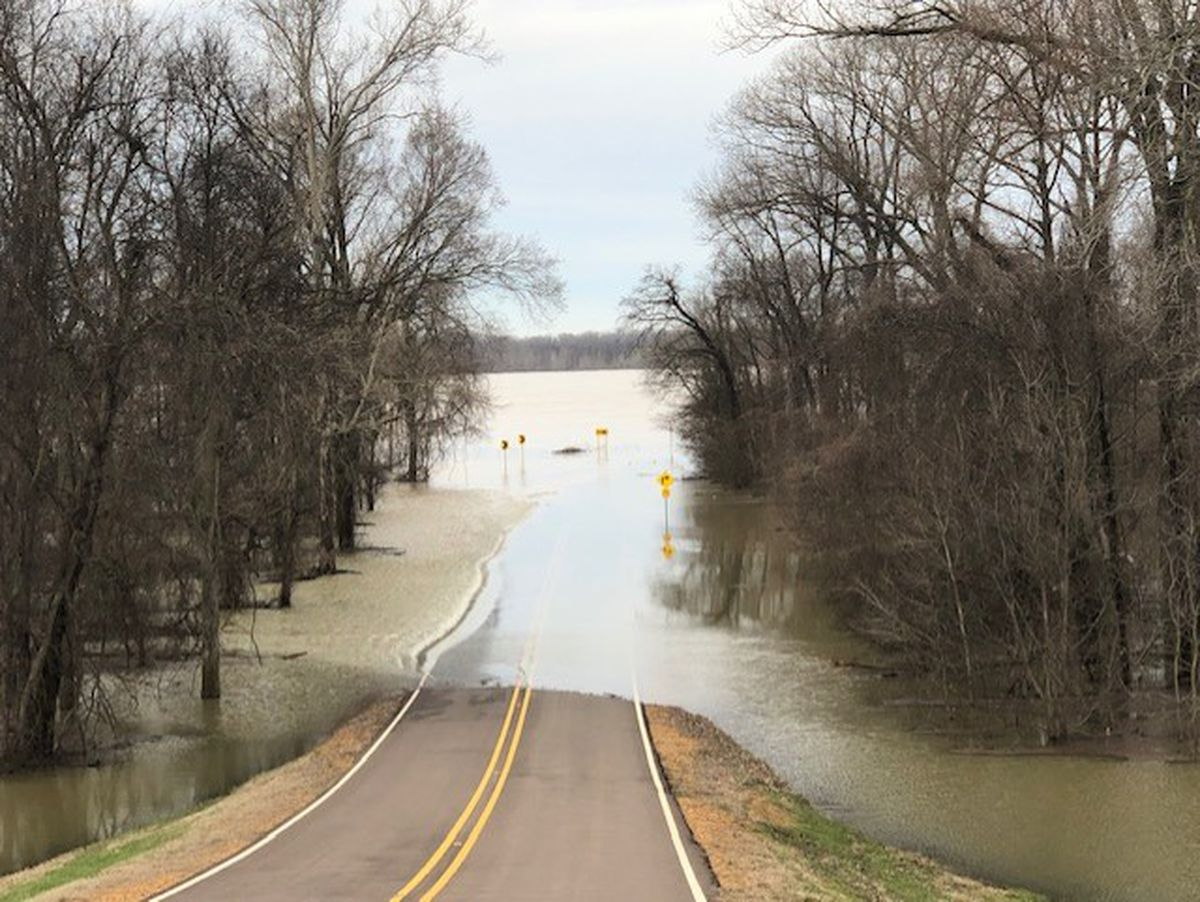 Mid South Braces For Flooding
