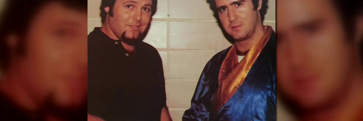 Jerry 'The King' Lawler remembers bout inside the ring with Andy Kaufman: WMC web extra