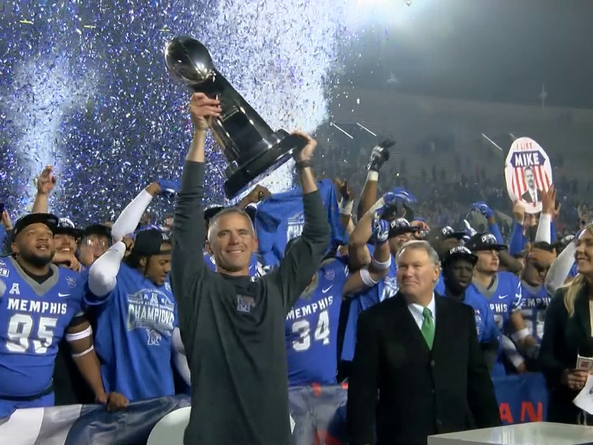 ESPN announces Memphis Tigers will play in Cotton Bowl