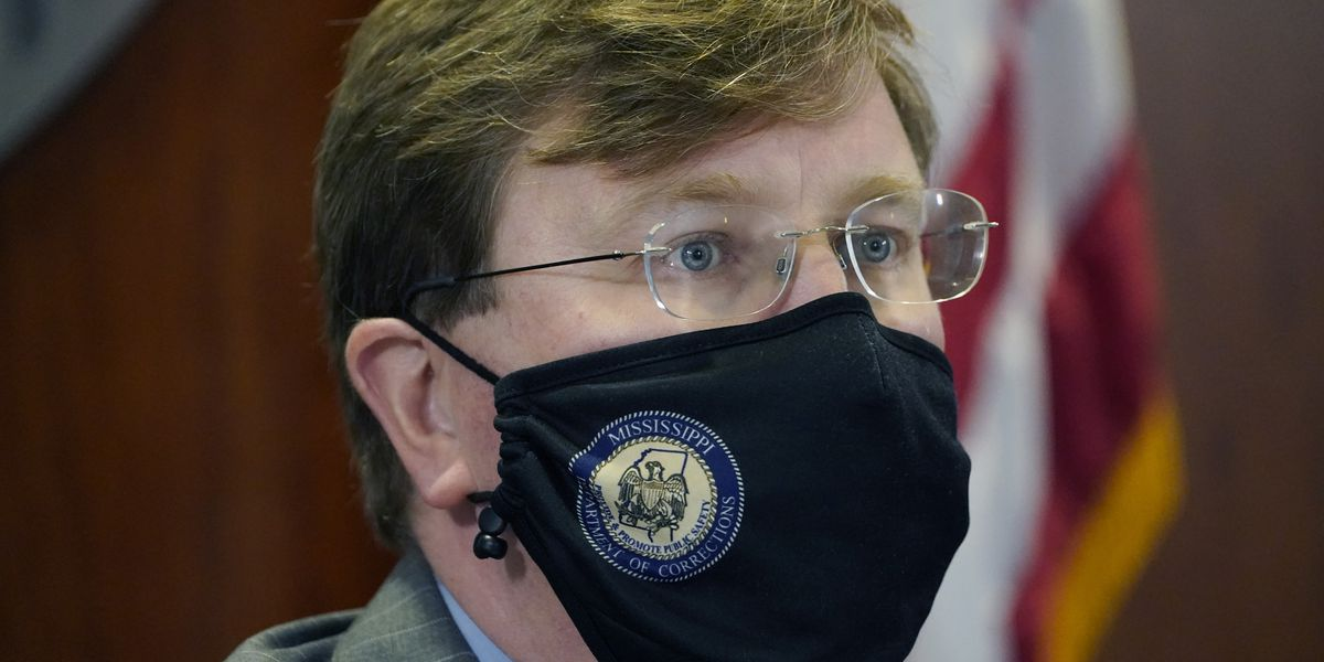 LIVE: Gov. Reeves axes mandate for masks; replaced with 'recommendations'