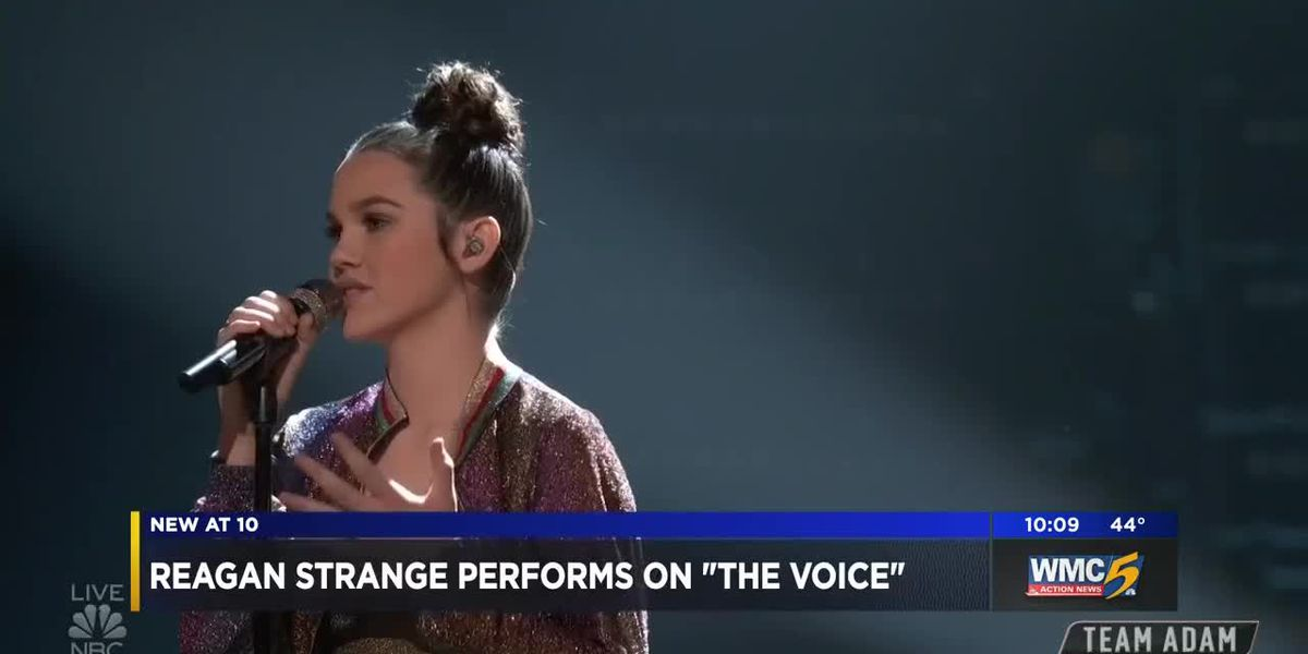 Mid-South native in top 13 on The Voice