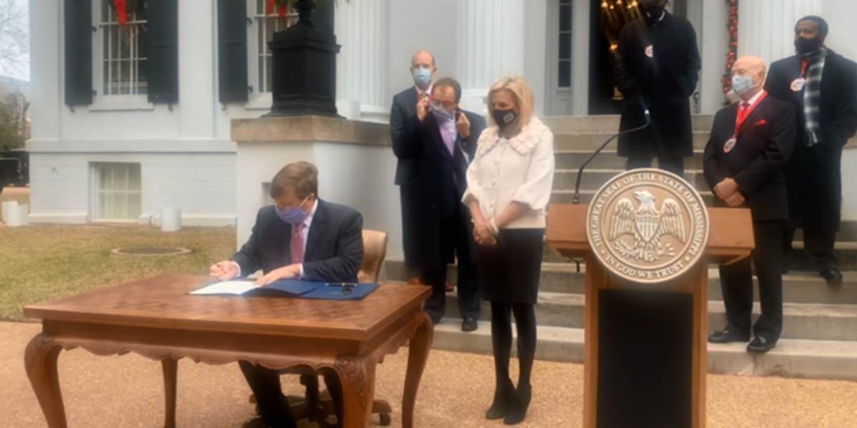 Gov. Reeves declares Dec. 20 a day of 'prayer, humility and fasting'
