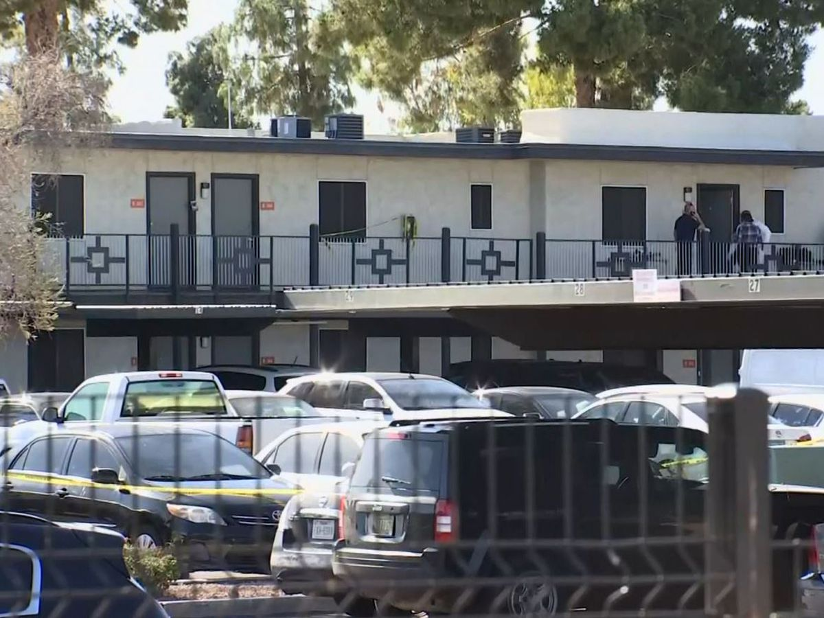 Police: Mom detained after 2 children found dead in Arizona