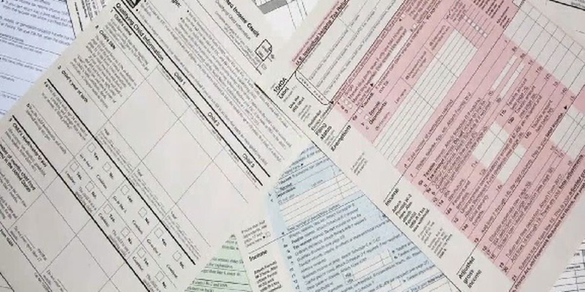 Tax filing deadline is Monday
