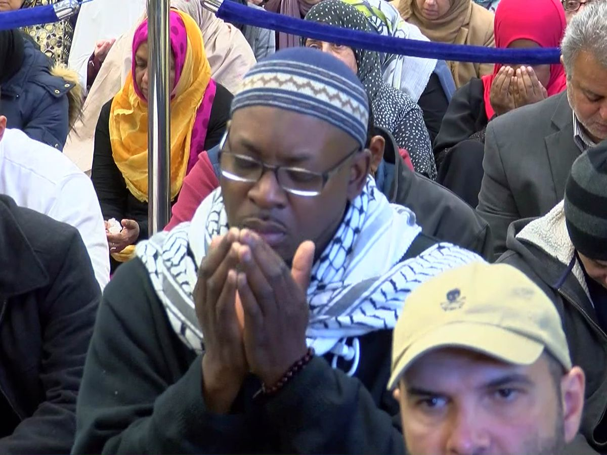 Community shows support for Memphis Islamic Center after New Zealand massacre