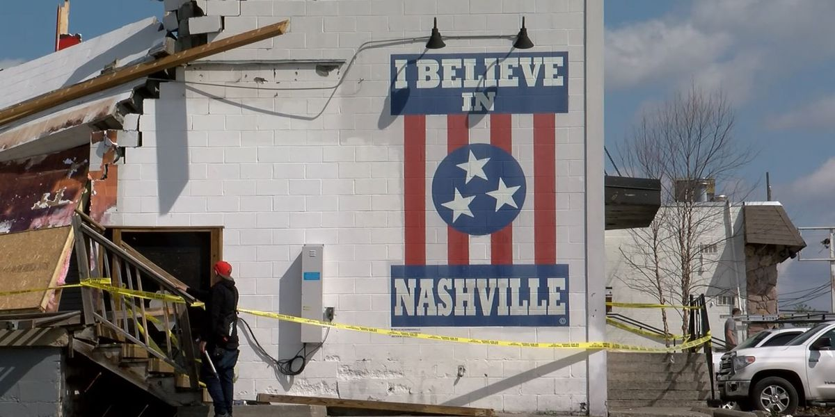 Remembering lives lost 1 year after devastating tornadoes hit Nashville