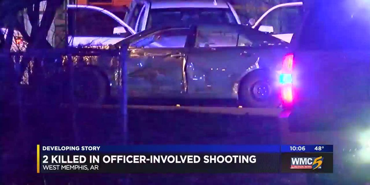 2 killed in officer-involved shooting in West Memphis