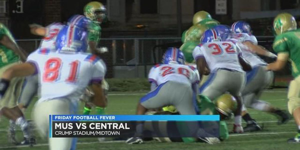 Week 1: MUS vs. Central