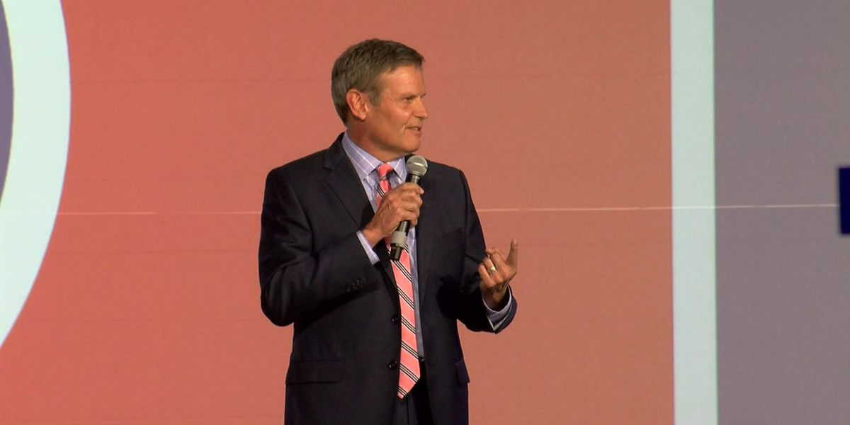 Tennessee Gov. Bill Lee delivers State of the State address