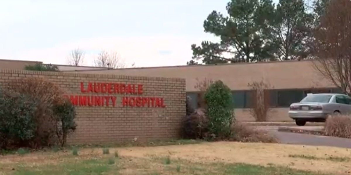 Lauderdale Community Hospital closed until further notice