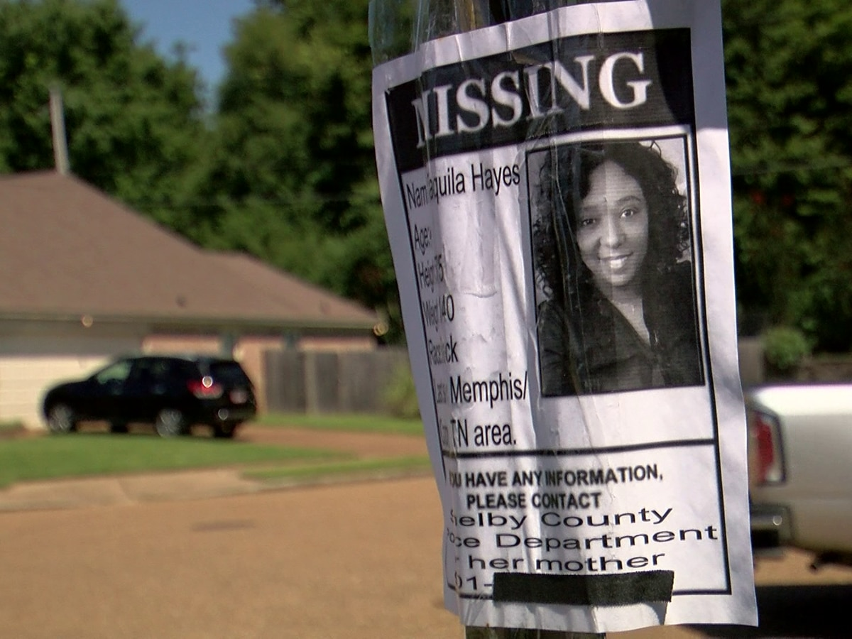 Deputies give latest details on disappearance of Taquila Hayes