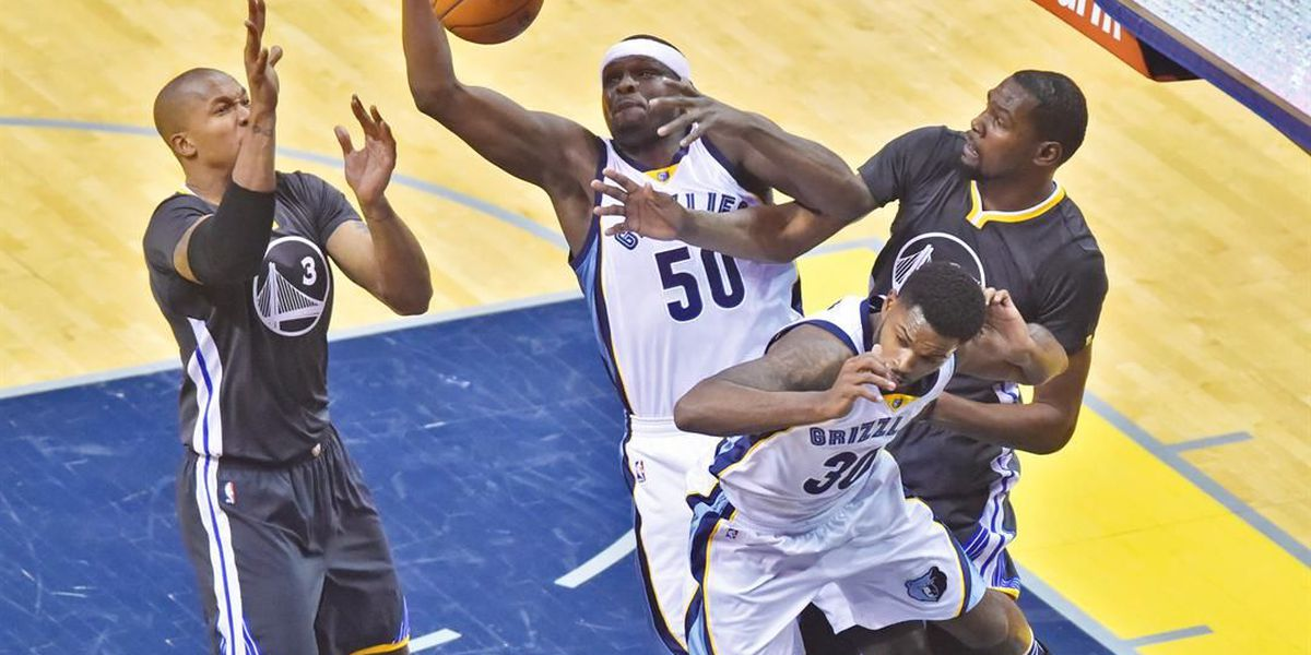 Z-Bo makes first return to Memphis as a rival player