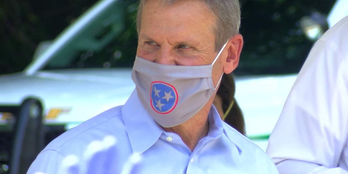 WATCH: Gov. Bill Lee discusses COVID-19 in Tennessee