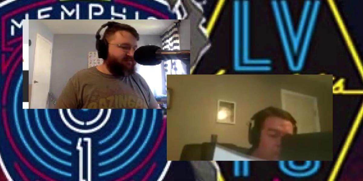 My 3 Subs Podcast creates simulated Memphis 901 FC broadcast during coronavirus hiatus