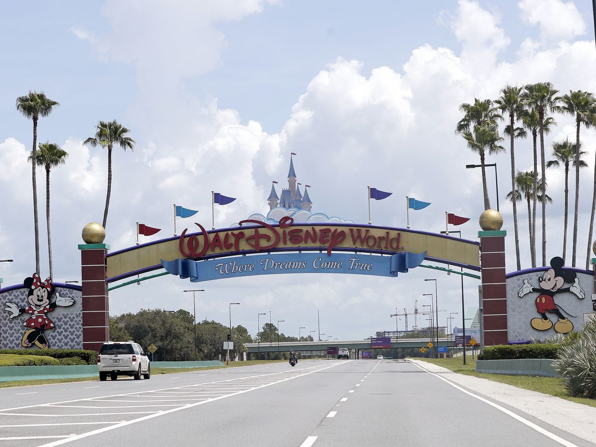Disney to lay off 4,000 more at California, Florida parks